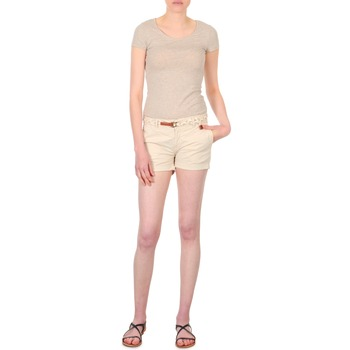 Shorts & Bermudas Franklin & Marshall MACQUARIE Beige 350x350