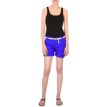 Vêtements Femme Shorts / Bermudas Franklin & Marshall CALOUNDRA Bleu