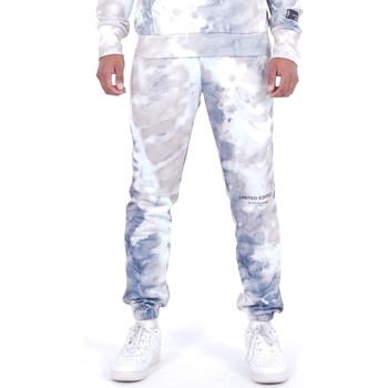 Vêtements Homme Pantalons de survêtement Sixth June Jogging  Tie Dye beige