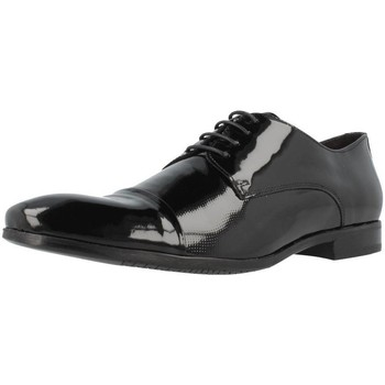 Chaussures Homme Derbies Nicolabenson 7186A Noir