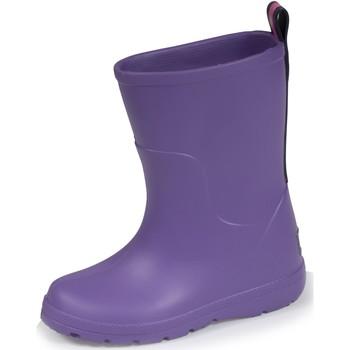 Chaussures Enfant Bottes de pluie Isotoner Bottes de pluie innovation everywear™ Violet