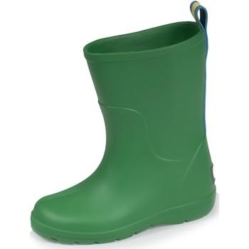 Chaussures Enfant Bottes de pluie Isotoner Bottes de pluie innovation everywear™ Vert