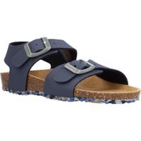 Chaussures Garçon Sandales et Nu-pieds Garvalin 212663 Bleu