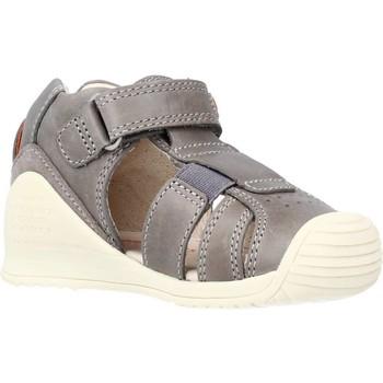 Chaussures Garçon Sandales et Nu-pieds Biomecanics 212134 Gris