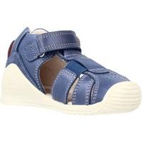 Chaussures Garçon Sandales et Nu-pieds Biomecanics 212134 Bleu