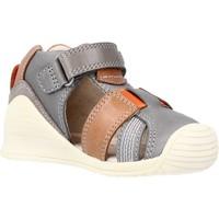 Chaussures Garçon Sandales et Nu-pieds Biomecanics 212135 Gris