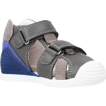 Chaussures Garçon Sandales et Nu-pieds Biomecanics 212143 Gris