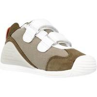 Chaussures Garçon Baskets basses Biomecanics 212153 Vert