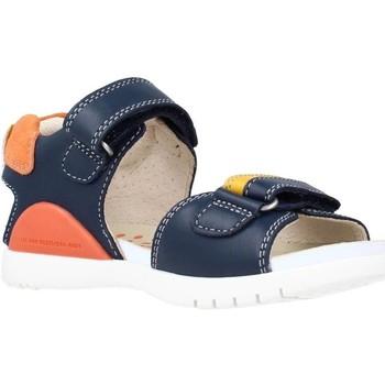 Chaussures Garçon Sandales et Nu-pieds Biomecanics 212190 Bleu