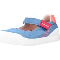 Chaussures Fille Derbies & Richelieu Biomecanics 212228 Bleu