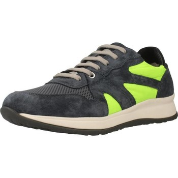 Chaussures Homme Baskets basses Stonefly 106835 Gris
