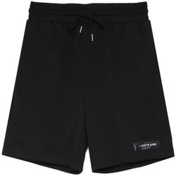 Vêtements Homme Shorts / Bermudas Sixth June Short  Mesh Logo noir