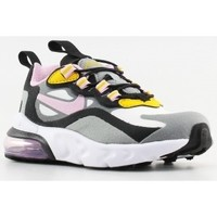 Chaussures Fille Baskets mode Nike AIR MAX 270 RT BLANC GRIS ROSE