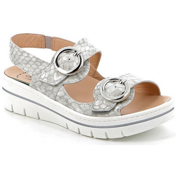 Chaussures Femme Sandales et Nu-pieds Grunland SANDALES GRÜNLAND - LAMM 0425 GRIS Gris
