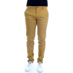 Vêtements Homme Chinos / Carrots Camouflage CHINOS REY 17 N28 Pantalon homme cuir cuir