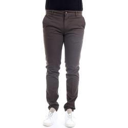 Vêtements Homme Chinos / Carrots Camouflage CHINOS REY 17 N28 Pantalon homme marron marron