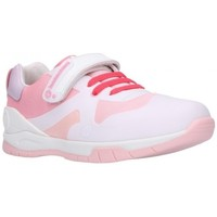 Chaussures Fille Baskets basses Biomecanics 212202 rosa y blanco Niña Rosa rose