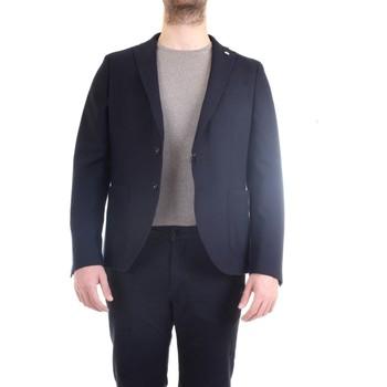 Vêtements Homme Vestes / Blazers Manuel Ritz 2332G2039 173585 Veste homme bleu bleu