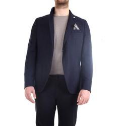 Vêtements Homme Vestes / Blazers Manuel Ritz 2532G2718M 183632 Veste homme bleu bleu