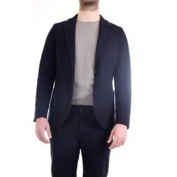 Vêtements Homme Vestes / Blazers Manuel Ritz 2532G2038MX 183634 Veste homme bleu bleu