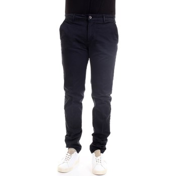 Vêtements Homme Chinos / Carrots Camouflage CHINOS REY 17 N28 Pantalon homme bleu bleu