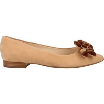 Chaussures Femme Ballerines / babies Peter Kaiser Ballerines Beige