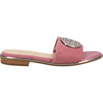 Chaussures Femme Sabots Peter Kaiser Mules Rot