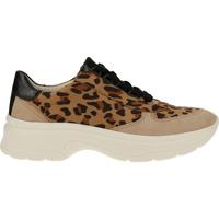 Chaussures Femme Baskets basses Ara Sneaker Braun/Schwarz