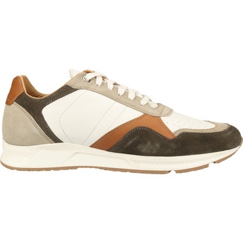 Chaussures Homme Baskets mode Sansibar Sneaker Weiß/Grau
