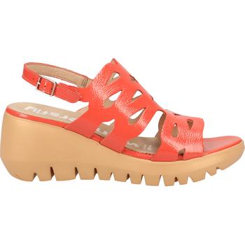 Chaussures Femme Sandales et Nu-pieds Wonders Sandales Coral Lack