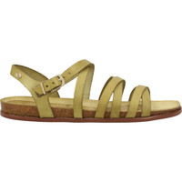 Chaussures Femme Sandales et Nu-pieds Fred de la Bretoniere Sandales Olive
