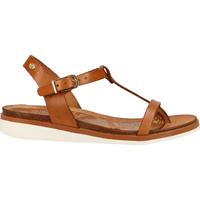 Chaussures Femme Sandales et Nu-pieds Fred de la Bretoniere Sandales Braun