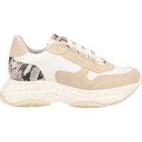 Chaussures Femme Baskets basses SPM Sneaker Beige