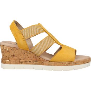 Chaussures Femme Sandales et Nu-pieds Jana Sandalen Jaune