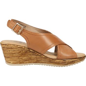 Chaussures Femme Sandales et Nu-pieds Jana Sandalen Marron