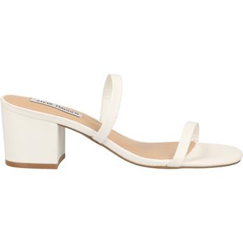 Chaussures Femme Sabots Steve Madden Mules Weiß