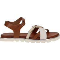 Chaussures Femme Sandales et Nu-pieds SPM Sandales Weiß