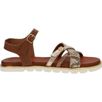 Chaussures Femme Sandales et Nu-pieds SPM Sandales Grau