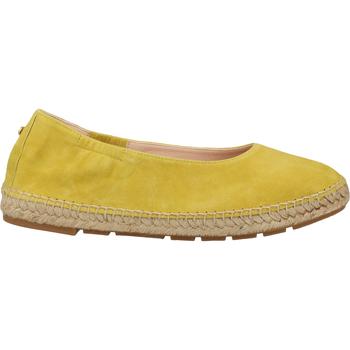 Chaussures Femme Ballerines / babies Fred de la Bretoniere Ballerines Gelb
