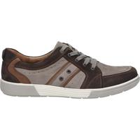 Chaussures Homme Baskets mode Waldläufer Sneaker Braun/Grau
