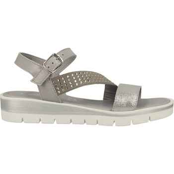 Chaussures Femme Sandales et Nu-pieds Marco Tozzi Sandales Hellgrau