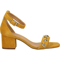 Chaussures Femme Sandales et Nu-pieds SPM Sandales Gelb