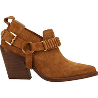 Chaussures Femme Boots Bronx Bottines Cognac