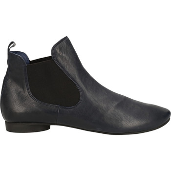 Chaussures Femme Boots Think Bottines Navy