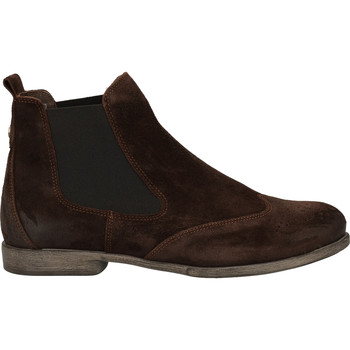 Chaussures Femme Boots Think Bottines Mocca