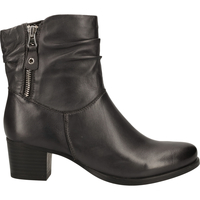 Chaussures Femme Boots Caprice Stiefelette Gris