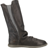 Chaussures Femme Bottes ville Softinos Bottes Anthracite