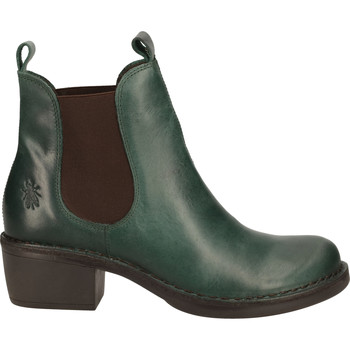 Chaussures Femme Boots Fly London Bottines Petrol