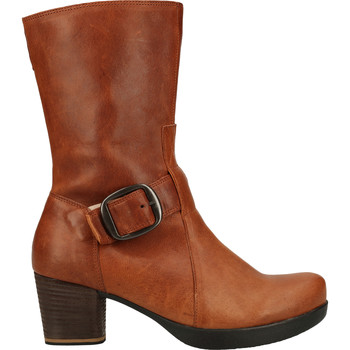 Chaussures Femme Bottes ville Think Stiefel Marron