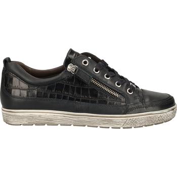 Chaussures Femme Baskets basses Caprice Sneaker Bleu